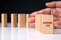 COVID-19-Verlustersatz für ungedeckte Fixkosten