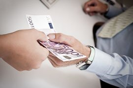 BFG zu Reisekosten eines angestellten Versicherungsvertreters