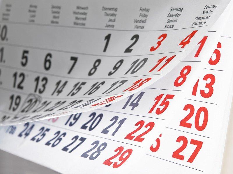 Geänderte Rentenbarwertfaktoren ab 1.1.2009