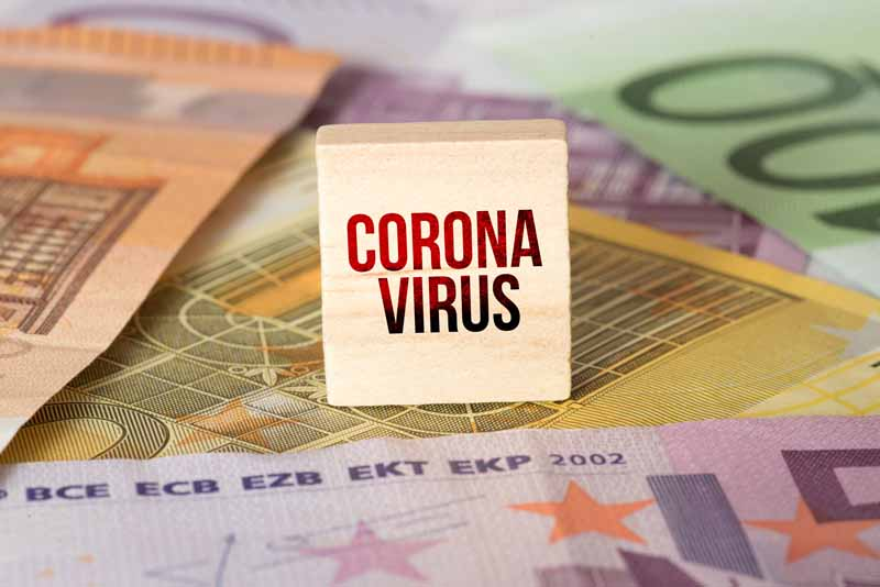 Coronavirus: Lockdown-Umsatzersatz II für indirekt betroffene Unternehmen - Beantragung ab 16.02.2021