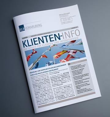 Klienten-Info Steuernews gedruckt