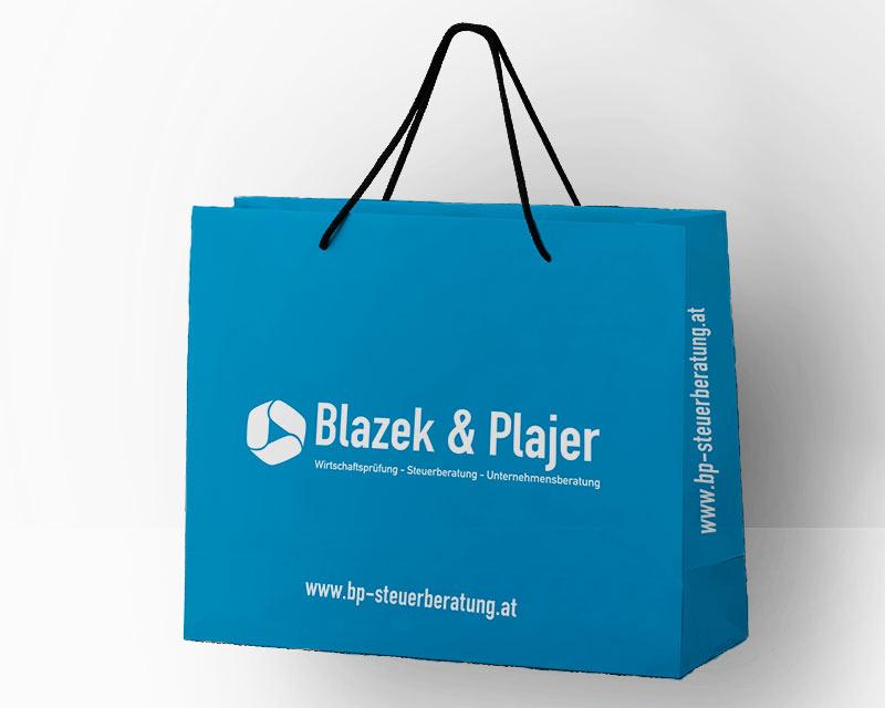 Tragetasche Blazek & Plajer